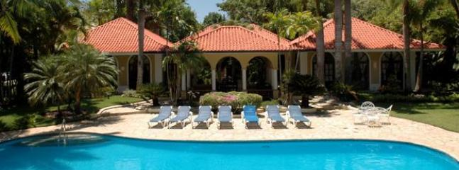 5 Bedroom Luxury Villa inside SeaHorse Ranch - Cabarete vacation rentals
