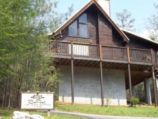 'BearFoot2' ... best location to Cades Cove - Townsend vacation rentals