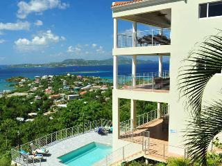 Villa Amerigo Cruz Bay St. John USVI - Saint John vacation rentals