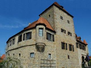 Vacation Apartment in Nuremberg - 592 sqft, historic, large grounds (# 2799) - Bavaria vacation rentals