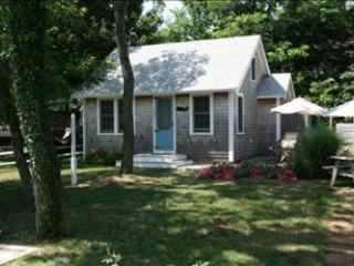 Front of Cottage is charming from the moment you arrive. - GRAEASB 78753 - Eastham - rentals