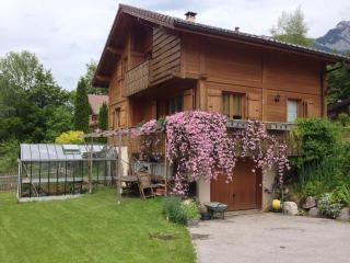 Chalet in French Alps sleeping up to 10 people - Mont Saxonnex vacation rentals