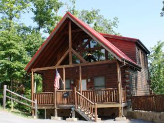 Beautiful Pet Friendly 2BR 2BA luxury Cabin - Gatlinburg vacation rentals