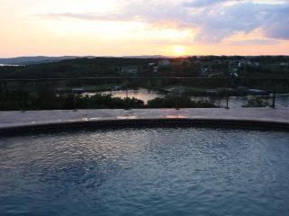 Luxury Lakeview Home. Private pool, heated floors! - Branson vacation rentals