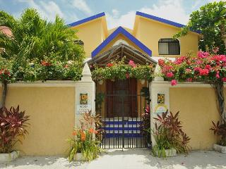 Spacious/Modern, 1600sq Home, Pool & Hot tub, AC/King Bed in master/balcony. - Puerto Morelos vacation rentals