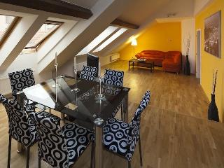 Fashion 3 Bedroom Apartment in Prague Old Town - Prague vacation rentals