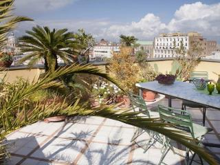 Spacious apt with terrace on the bay of Naples - Naples vacation rentals