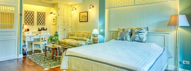 GB-22C Bedroom - 2 BR LuxuryBeachFrnt Marrakesh Res Boutique Condo - Hua Hin - rentals