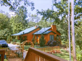 Ducks' Nest Mountain View Cottage with BIG jacuzzi - Ducktown vacation rentals