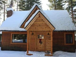 Charming cabin with Spa in Chambers Landing - Homewood vacation rentals