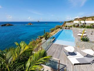 Luxury 6 bedroom Gustavia villa. Full ocean view! - Gustavia vacation rentals