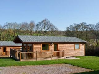 DARTMOOR EDGE LODGE, en-suite bedroom, golf, gym, in Tedburn St Mary, Ref 13133 - Devon vacation rentals