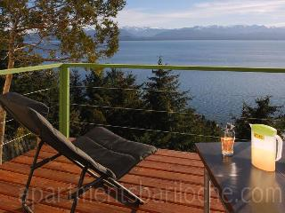 Amazing Lake view with 2 bedrooms & Balcony (AT5)! - San Carlos de Bariloche vacation rentals