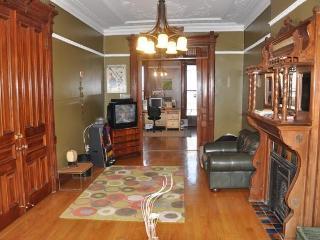 Brooklyn's Favorite Victorian Brownstone w/Garden - Long Beach vacation rentals