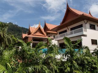 Kata View Villa - Luxury 4 Bed, Private Pool Villa - Ko Sire vacation rentals