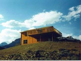 Wapiti Mountain Cabin - Wapiti Mountain Cabin - Cody - rentals