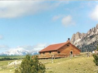 Way West Cabin - Wyoming vacation rentals