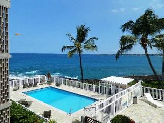 Alii Villas 228- Great Ocean View from this lovely 2 bedroom 2 bath condo. - Kohala Coast vacation rentals