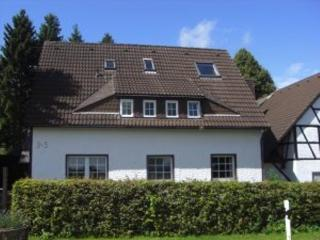 Vacation Apartment in Hellenthal - comfortable, relaxing, friendly (# 2880) - Nettersheim vacation rentals