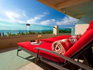 6 Star Luxury, Ocean Terrace, 3 Bdrm, 3500 Sq Ft - Nuevo Vallarta vacation rentals