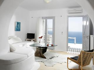 Superior Apartment with sea view and sharing pool - Mykonos vacation rentals