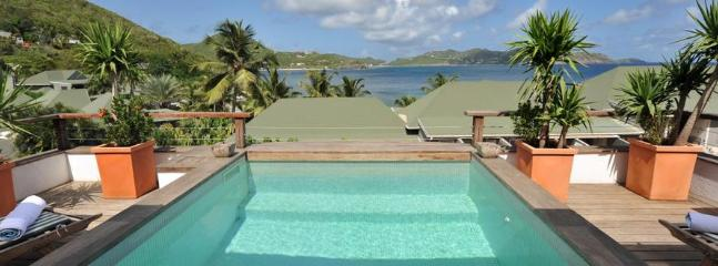 Phoenix at Pointe Milou, St. Barth - Ocean View, Amazing Sunset Views, Pool - Marigot vacation rentals
