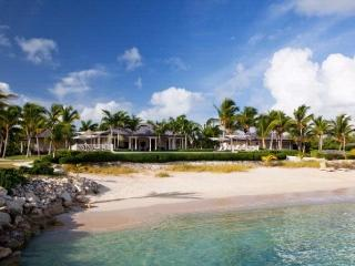 Luxury 4 bedroom Jumby Bay Resort villa. Beachfront with a total sense of privacy! - Anguilla vacation rentals