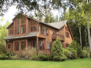 Villa on Cobbossee Lake, private beach, lake view, - Kennebec vacation rentals