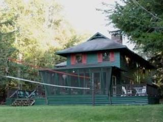 The Camp - Adirondack 6 BR Waterfront - Recreational Paradise - Old Forge - rentals