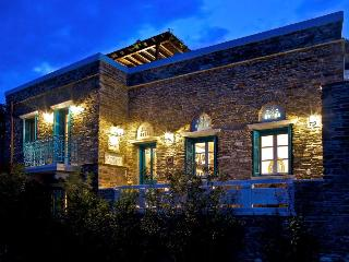 3 bedroom Luxury Traditional Tinos Villa - Siros vacation rentals