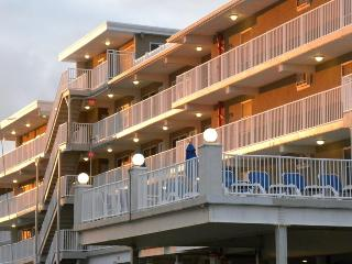 Wildwood Crest  Beach Front Condo - New Jersey vacation rentals