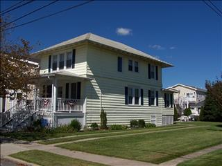 272 88th Street Stone Harbor NJ Rentals Exterior View - 272 88th Street in Stone Harbor, NJ - ID 181370 - Stone Harbor - rentals