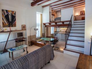 Duplex loft in the Barrio del Carmen - Valencia vacation rentals