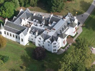 Achnagairn: 24 bed Mansion in glorious Highlands - Inverness vacation rentals