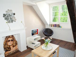Rue Ste Croix. Fabulous & Peaceful Studio in the Heart of the Marais in an ancient Hotel Particulier - Paris vacation rentals