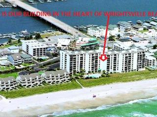 A PENTHOUSE VIEW is WAITING FOR YOU! 8th/Top Floor - Wrightsville Beach vacation rentals