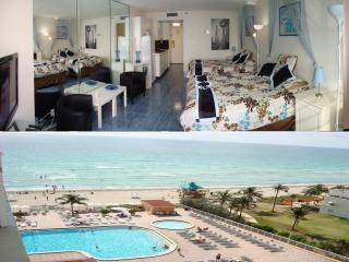 STUDIO/CONDO ON THE BEACH IN SUNNY ISLES FLORIDA - Sunny Isles Beach vacation rentals