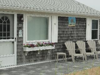 West Dennis, MA - 200 ft to Private ocean beach! - West Dennis vacation rentals