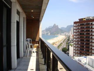 Amazing 3 Bedroom in front of Ipanema Beach!!! - Rio de Janeiro vacation rentals