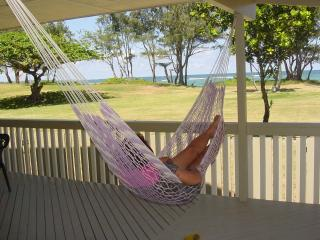 Beautiful Home on a White Sandy Beach - Laie vacation rentals