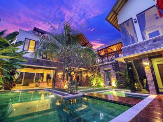 Peaceful Retreat in the Heart of Seminyak 4BR - Bali vacation rentals