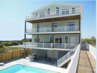 Casa Verde -11br Luxury Topsail Island Beach House - North Topsail Beach vacation rentals