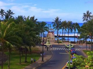 Prime Location- Ocean/Diamond Head View/Free Wifi - Honolulu vacation rentals
