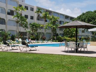 Fully furnished 1 bedroom apartment near to beach. - Holetown vacation rentals