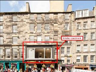 Stunning Duplex Apartment Royal Mile - Edinburgh vacation rentals