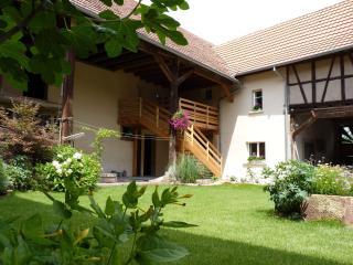 La cour de Clémence - Bas-Rhin vacation rentals