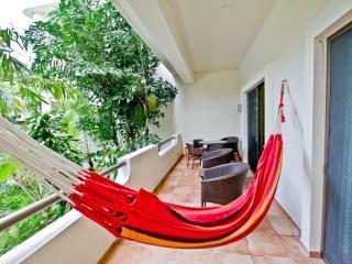 Palmar del Sol #103, pool / garden view apartment - Playa del Carmen vacation rentals