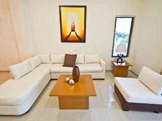 Palmar del Sol 3 bedroom garden view apartment 104 - Playa del Carmen vacation rentals