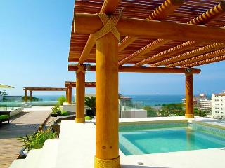 Amazing New 5* 1BR 2BA 5min to beach Fab Pool&View - Puerto Vallarta vacation rentals