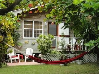 A.K. Mayflower Casita-1 Bedroom Garden Cottage! - Belize Cayes vacation rentals